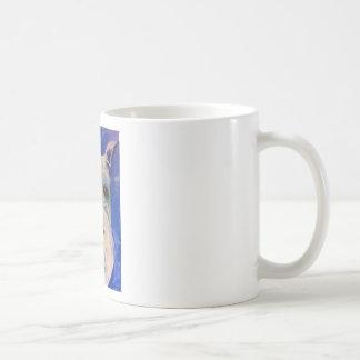 White Schnauzer's RULE ! Coffee Mugs