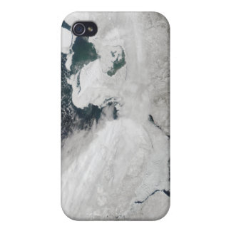 White Sea, Russia Cover For iPhone 4