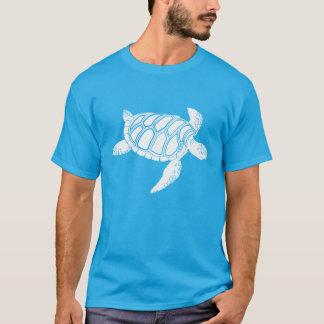 White Sea Turtle T-Shirt