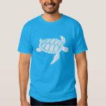 White Sea Turtle Tee Shirt
