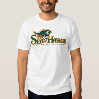 White Seahawks T-Shirt(L) T Shirt