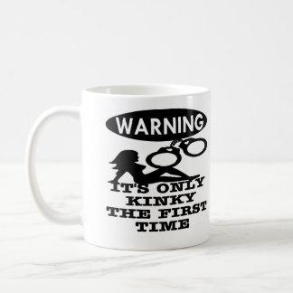 White Sexy Coffee Mug