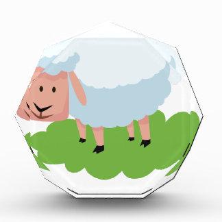 white sheep and shaun the sheep award