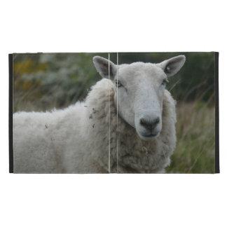 White Sheep iPad Case