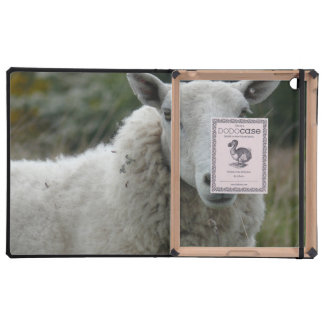White Sheep Cover For iPad