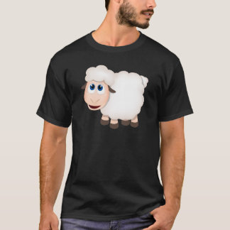 White Sheep design T-Shirt