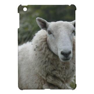 White Sheep iPad Mini Cover