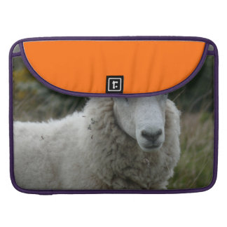 White Sheep Sleeves For MacBook Pro