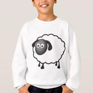 White Sheep Sweatshirt