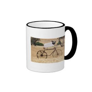 White Sheep Thrills Mugs