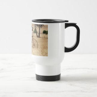 White Sheep Thrills Travel Mug