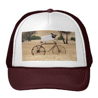 White Sheep Thrills Trucker Hat