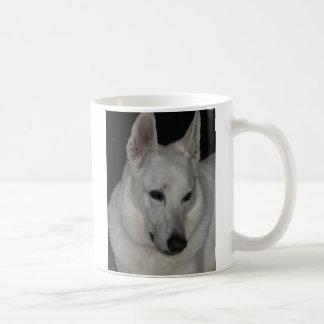 White Shepard Coffee Mug