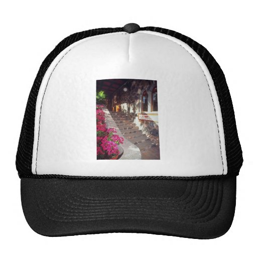 White Shopping at Mongoose Junction, St. John flow Trucker Hat