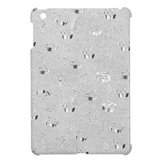 WHITE SILVER  $ SIGNS EMERGING iPad MINI CASES