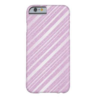 White Silver Stripes Chic Vip iPhone Samsung Case