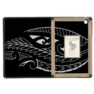 White silverfern New Zealand national symbol art iPad Mini Retina Case