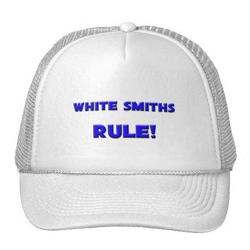 White Smiths Rule! Trucker Hat