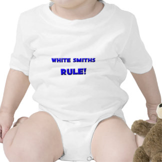 White Smiths Rule! Shirt