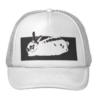 WHITE SPACE TRUCKER HAT