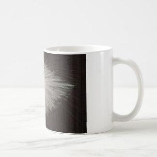 White Spark Coffee Mug