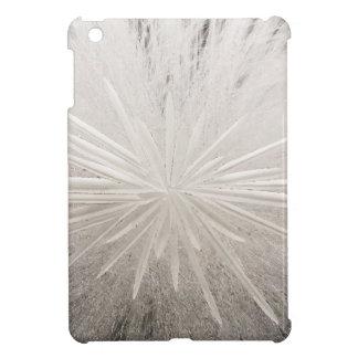 White Spark iPad Mini Cover