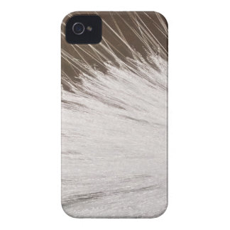 White Spark iPhone 4 Case