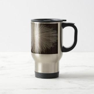 White Spark Travel Mug