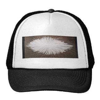 White Spark Trucker Hat