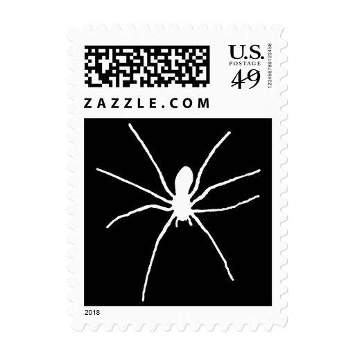 White Spider Postage