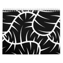 White spikes calendar