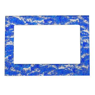 White Spots Magnetic Frame