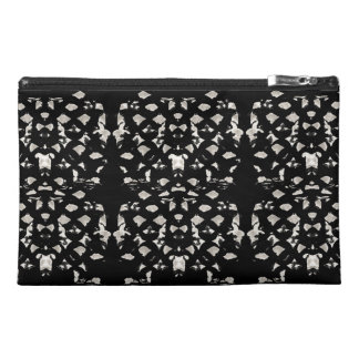 White Spots Travel Accessory Bag