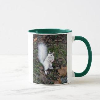 White Squirrel Mug