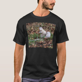 White Squirrel of Brevard T-Shirt
