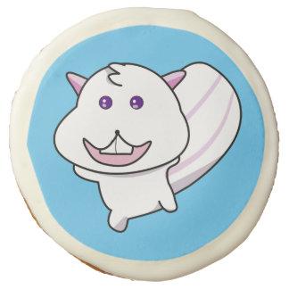 White Squirrel Sugar Cookie