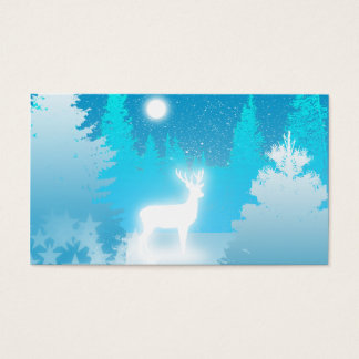 White Stag Business Cards