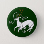White Stag button