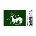 White Stag stamp