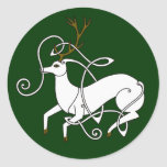White Stag stickers