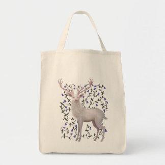 White Stag Tote Bag