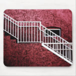 White Stairs Mousepad