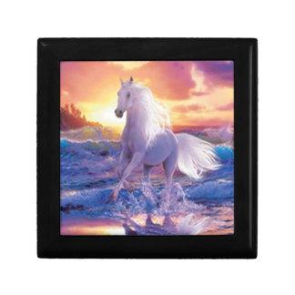 White Stallion Gift Box