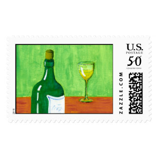 White (Stamp) Postage