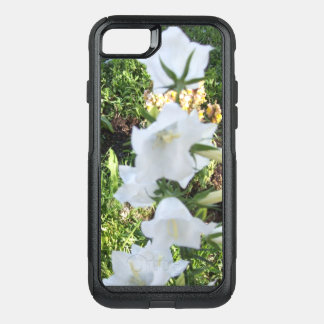White Star Flower Design For I phone 7 OtterBox Commuter iPhone 8/7 Case