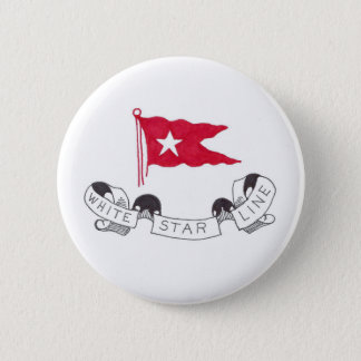 White Star Line - Button