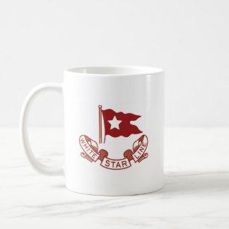White Star Line Coffee Mug