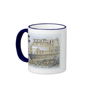 White Star Line Comedy Ringer Coffee Mug
