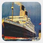 White Star Line Stickers