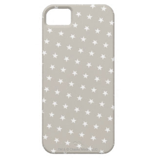 White Stars Pattern iPhone SE/5/5s Case